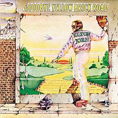 Elton John - Goodbye Yellow Brick Road (Album Art)